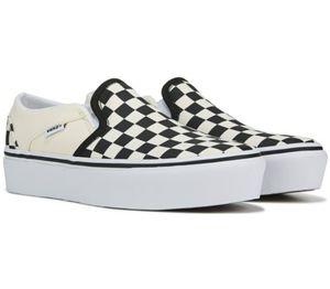 BNWT🏷 Women's Vans slip on sneakers